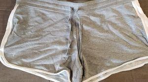 Dove Gray & White Dolphin Shorts by Danskin